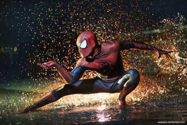 Marvel - Spider-Man 02 by vaxzone