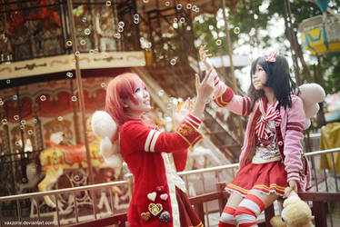 Love-Live! - Fun Day outing by vaxzone