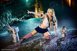 Kantai Collection - Shimakaze's Attack by vaxzone