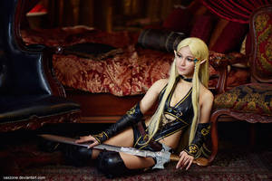 Dream of Doll - The ELF I-ra by vaxzone