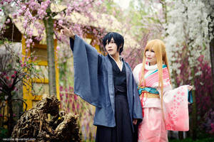 Sword Art Online - Cherry Blossom by vaxzone