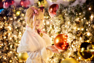 Cardcaptor Sakura - Merry Christmas by vaxzone