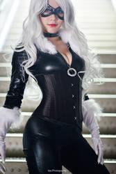 Felicia Hardy - Black Cat by vaxzone