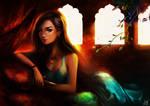 Awaken Beauty Caitriona by BoFeng