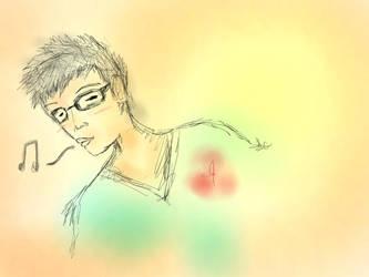 Guy by romancecilia