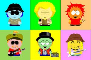 SPxTMS: South Park Mayhem by ZootyCutie