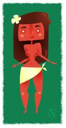 Vahine concept series. by CeliaPanda