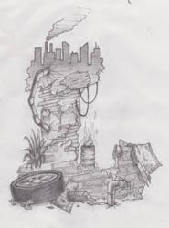Urban Decay by Kittifizz