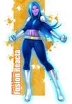 Fusion Reacta by Bokuman by Fusi-Reacta