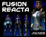 Fusi in Human form by Fusi-Reacta