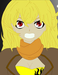 Yang Xiao Long by Fusi-Reacta