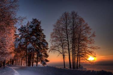 Winter Moods III by HEKOHEKO