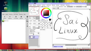 Install SAI in Linux (Russian language Manual) by Polex-P