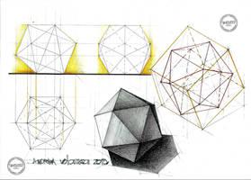 Icosahedron by dedeyutza