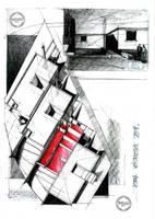 Terrace houses 2 by dedeyutza