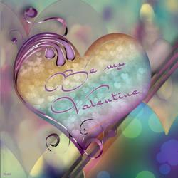 Be my Valentine by Escara40