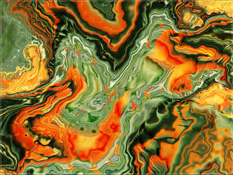 UF-Challenge Orange-and-Green # 2  + params by Escara40