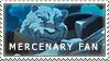 Mercenary Fan Stamp by RageWR