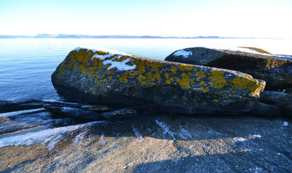 Stranded rocks by N-o-B