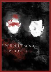 Paint - Twenty One Pilots by tantaniaqueen