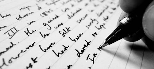 Writing by Jkimbo