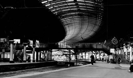 York station by Jkimbo
