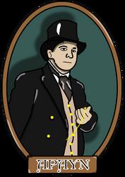 Victorian Selfie by andrew-payn