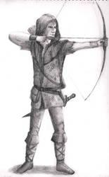 Robin Hood by Moonshadow1968