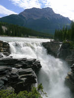 Waterfall Cliff 8 by candid-stock