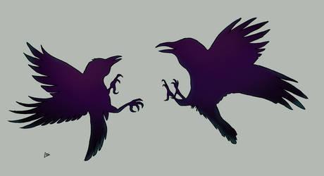 Ravens by bjoern9002