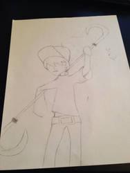 RandomSketch by Kira-Jones