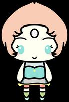 Kawaii Pearl (Steven Universe) by amis0129