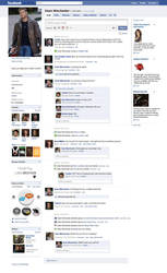 Dean's Facebook Page by kiles85