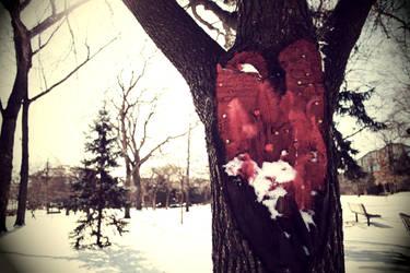 The Heart Tree by kiles85