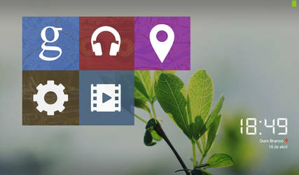 Multimedia Center Android by vinigta