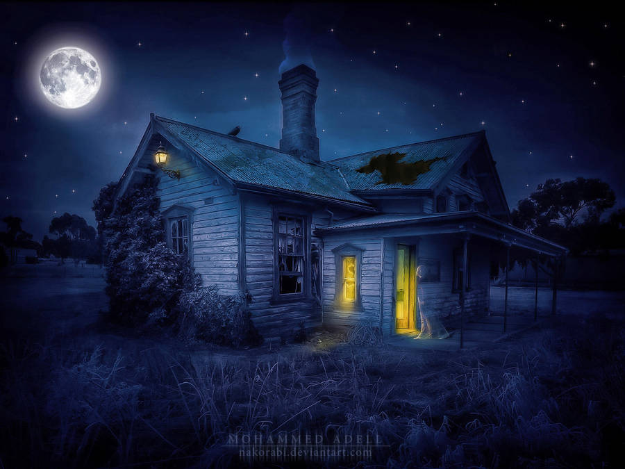 At midnight by nakorabi