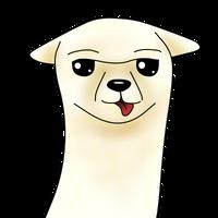 Llama (Downloadable 10 points) by AkiComics