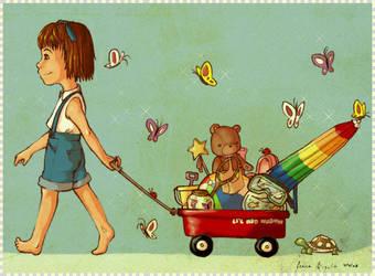 I Wish It Was Summer by JeRoRo