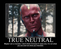 True Neutral Vision by 4thehorde