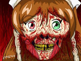 Suiseiseki Skull Treachery by ComicsNix