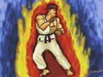 Street Fighter Ryu Wallpaper by ComicsNix