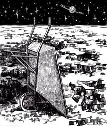 Wheelbarrow by jhgronqvist