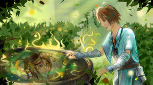The boy who dreams by Kaldrinn
