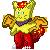 Marlene Pixel Icon by Malla123