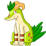 .:Leaf Pixel Doll:. by Malla123