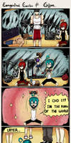 Congenital Carrion # Gym by evekomix