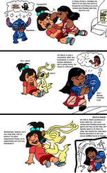 For Stitch-in-China haters or Ai haters only by Kottylingual
