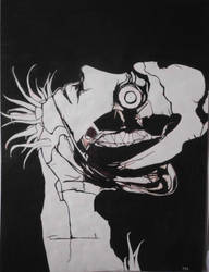 The dead Dreamer by 1kgGehacktesBitte