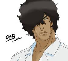 'Chad' Yasutora Sado by thejungleboy