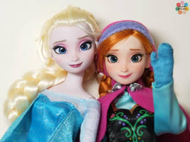 Frozen by Yvely